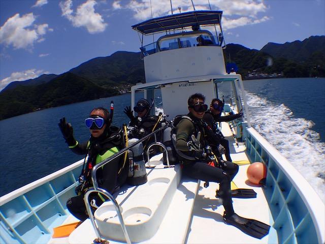 田子ボートツアー