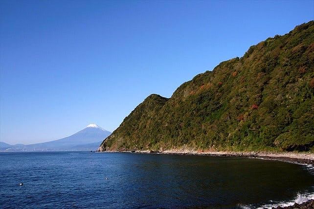井田の海の様子